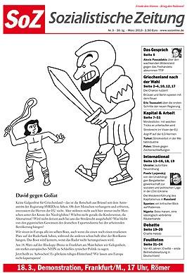 Neue Ausgabe Titelblatt